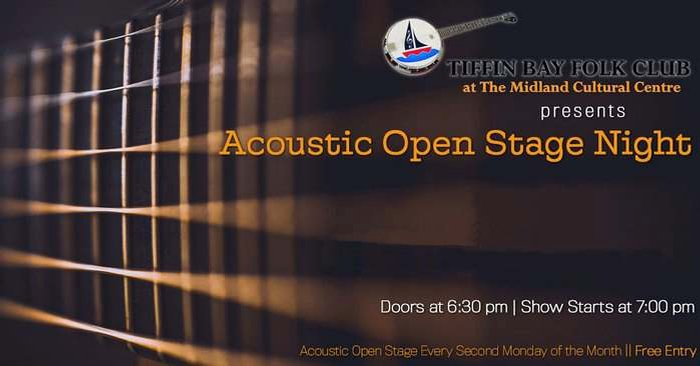 Acoustic Open Stage Night