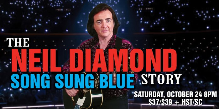 Bill Culp Productions Inc. presents Song Sung Blue: The Neil Diamond Story