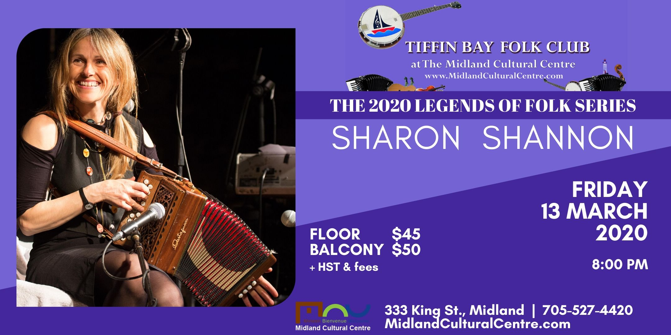 Sharon Shannon: The Irish Folk Sensation