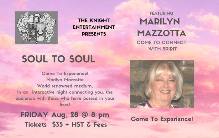 Soul to Soul Featuring Marilyn Mazzotta
