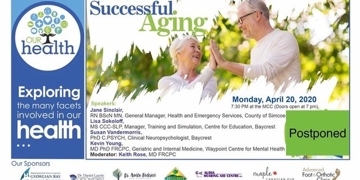 Our Health: Successful Aging
