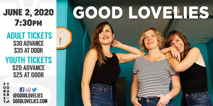 Good Lovelies: Forest Tour
