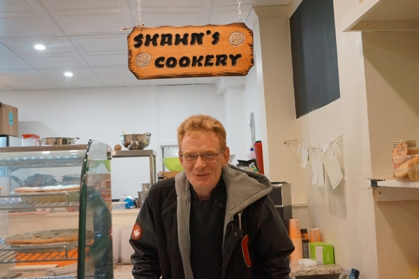 Shawn of Shawn's Cookery